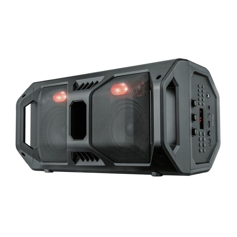 Trust Klubb GO Party Speaker mit Bluetooth und Akku