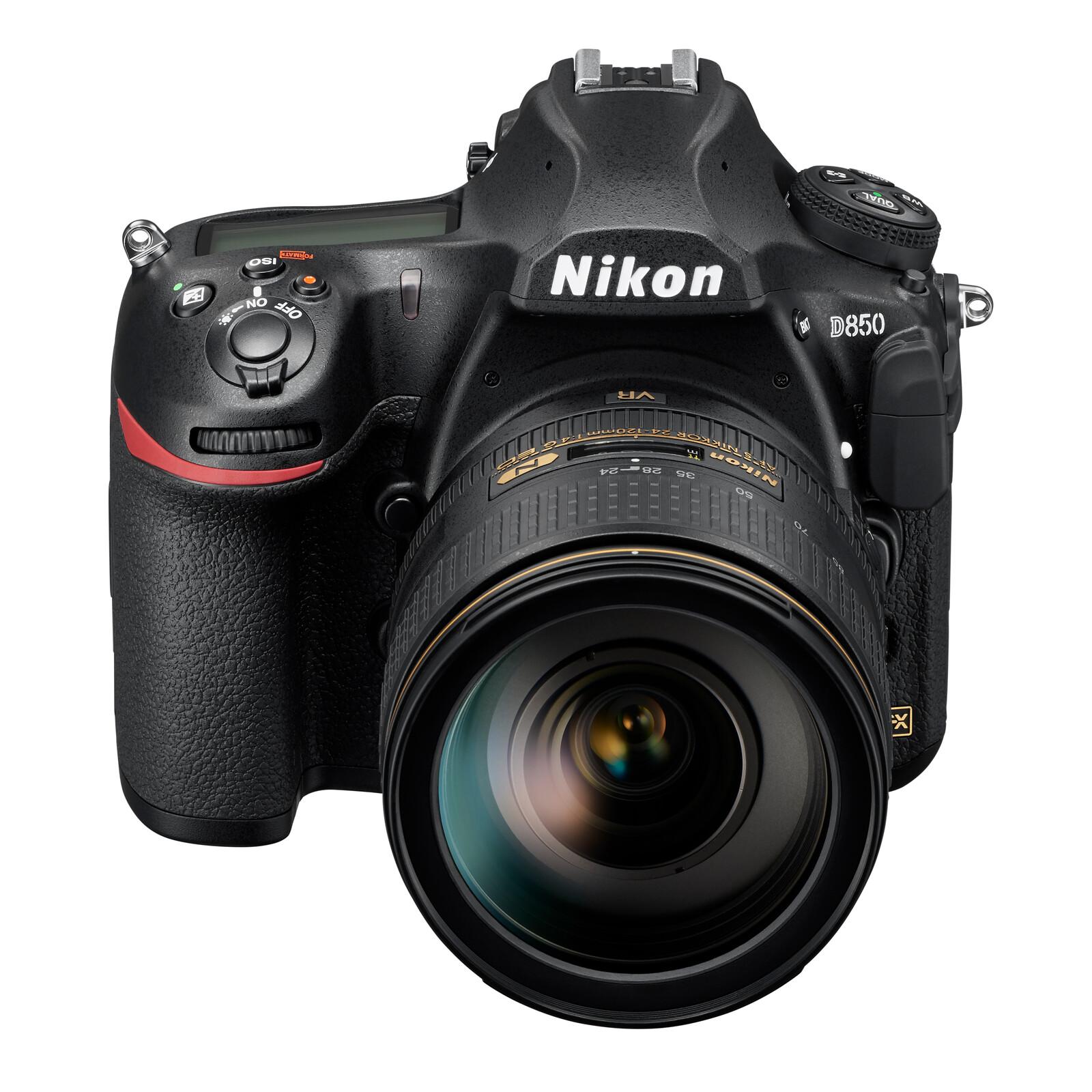 Nikon D850 + AF-S 24-120/4G ED VR