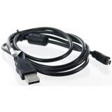 AGI 15734 USB-Datenkabel Panasonic Lumix DMC-SZ7