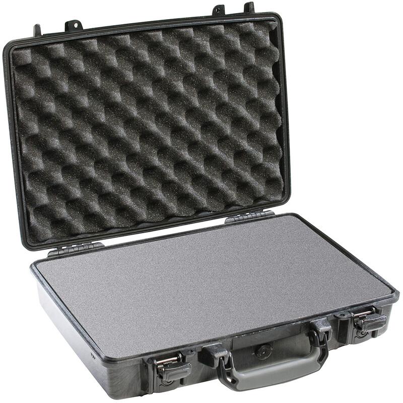 PELI 1470 Case mit Schaumstoff black
