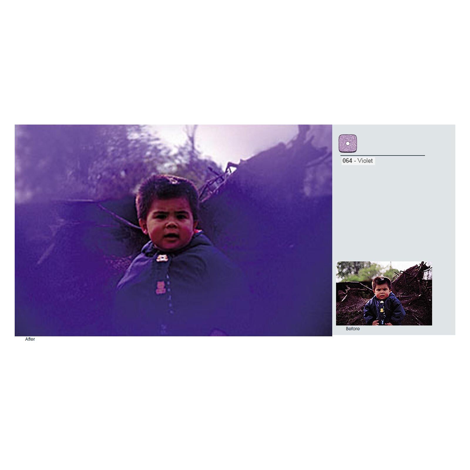 Cokin A064 Center Spot Violett