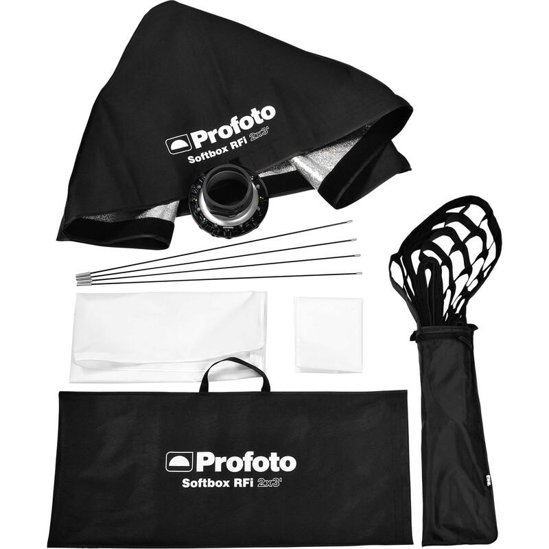 Profoto RFI Softbox Kit Rectangular