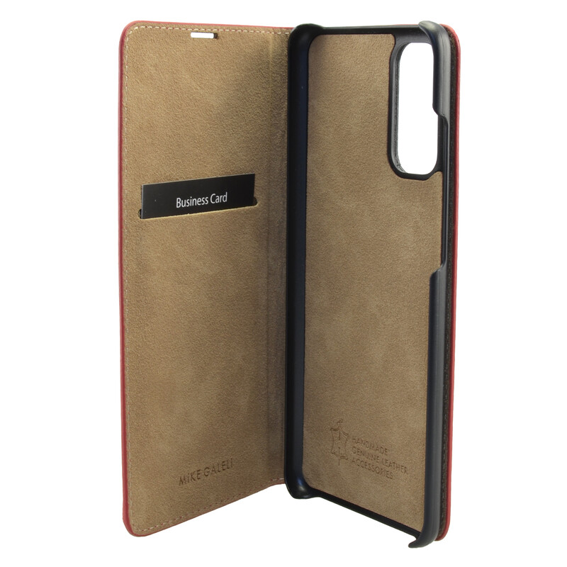 Galeli Booktasche MARC Samsung Galaxy S20 rot