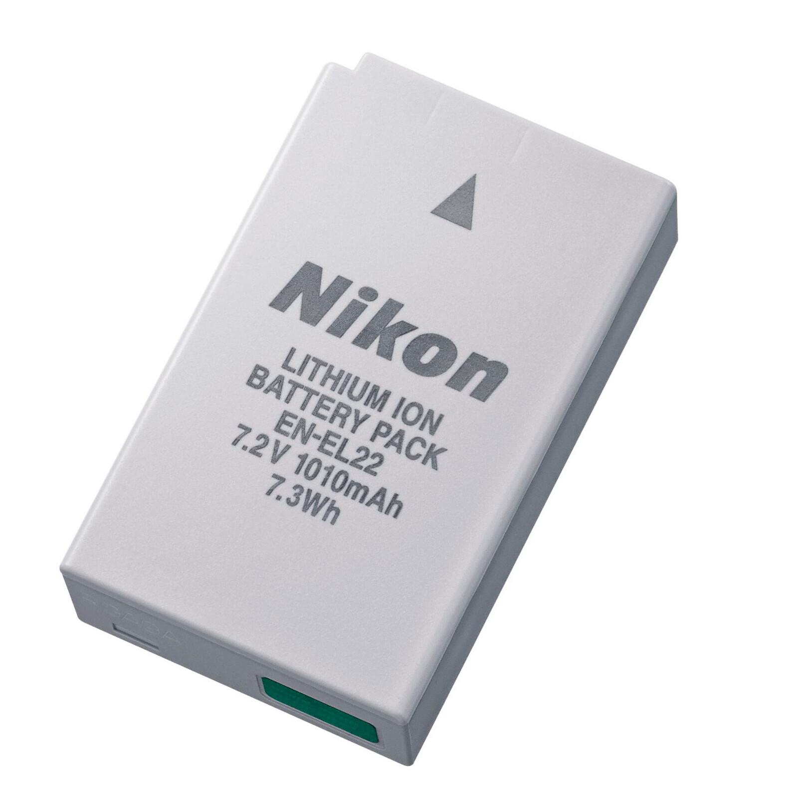 Nikon EN-EL22 Akku