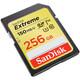 SanDisk SDXC 256GB Extreme V30 UHS-I U3 Class 10 150MB/s
