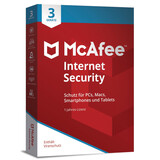 McAfee Internet Security 3 Device (Code in Box)