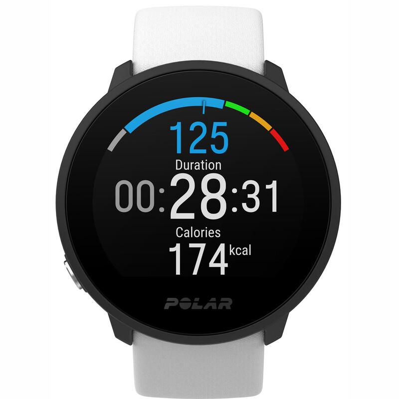 Polar Smartwatch S-L Unite weiss
