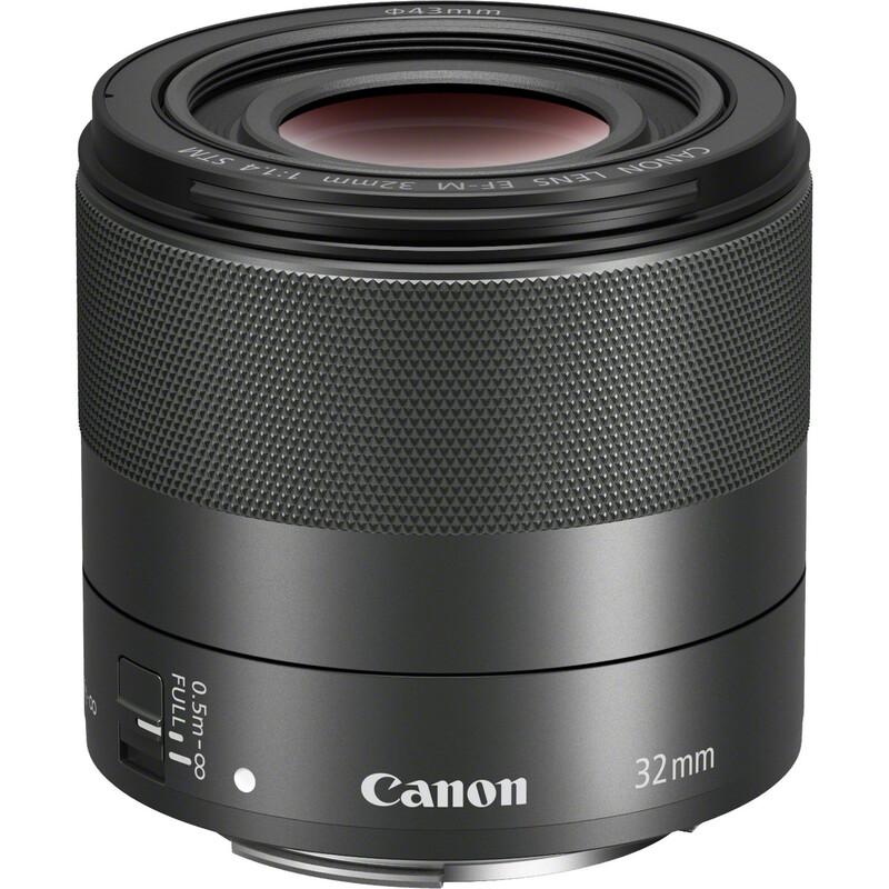Canon EF-M 32/1,4 STM