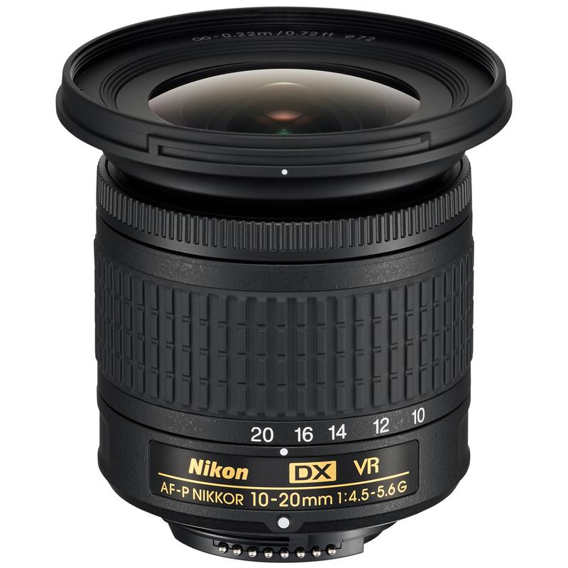 Nikkor AF-P DX 10-20/4,5-5,6G VR mit U Filter