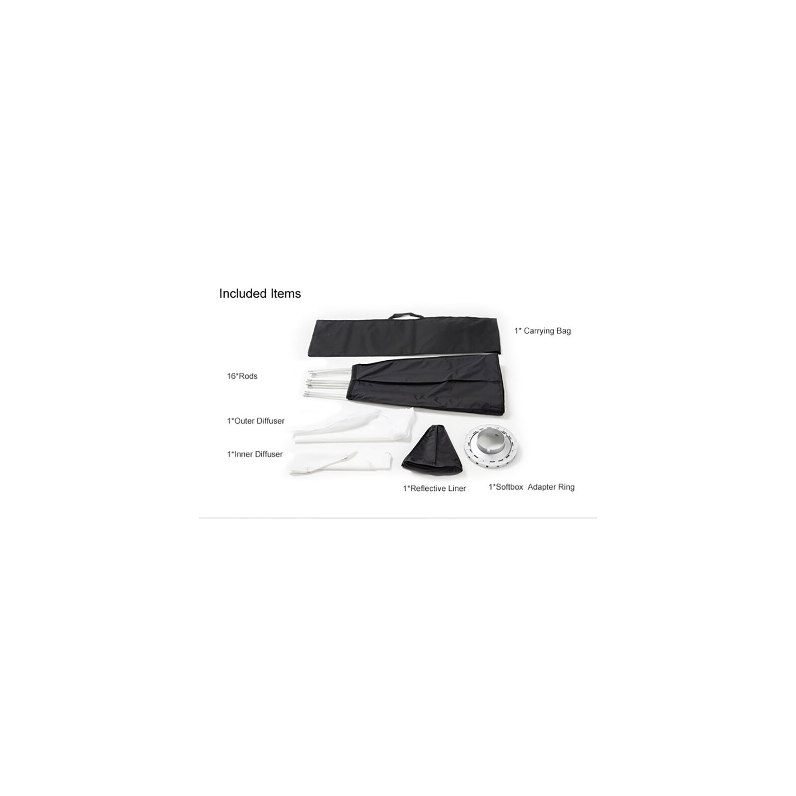 GODOX Parabolic Softbox 90 cm DM