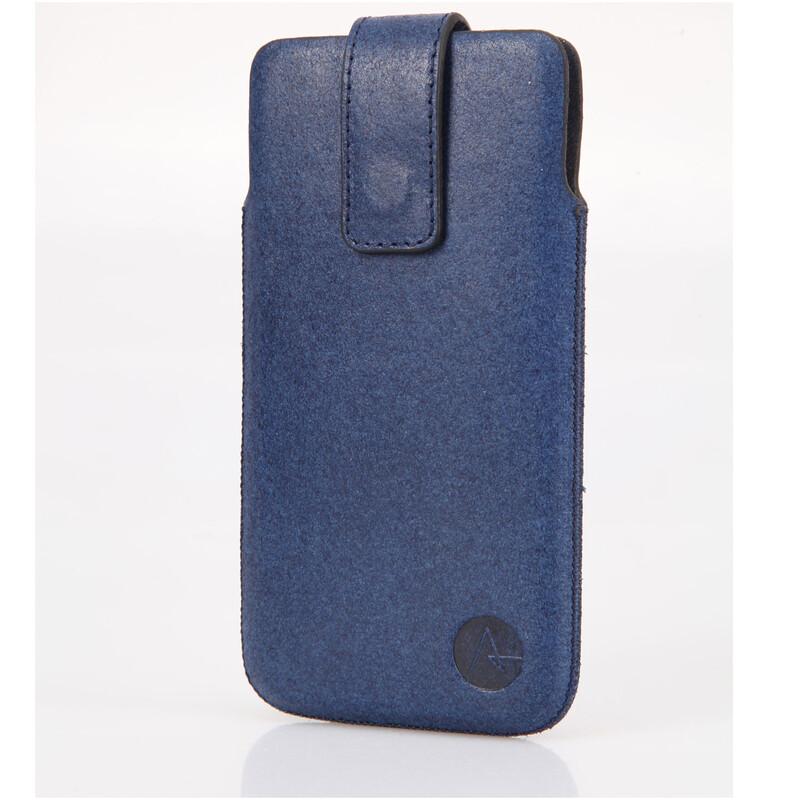 Axxtra Tasche Slide Pocket Size M blau