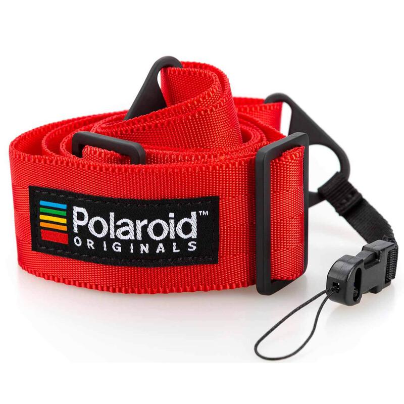 Polaroid Camera Strap Flat Rot