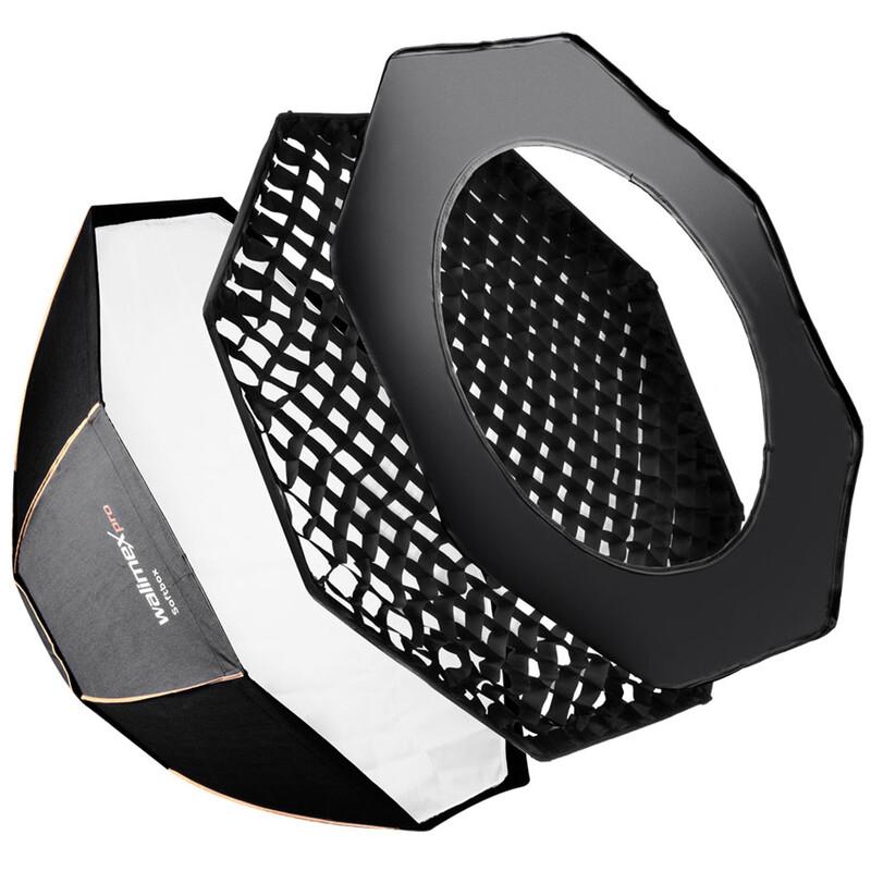 walimex pro Octagon Softbox PLUS OL Ø150 Visatec