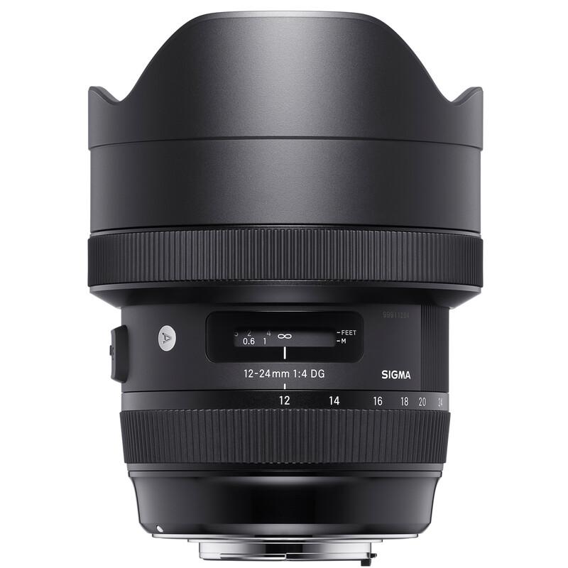 Sigma ART 12-24/4,0 DG HSM Nikon