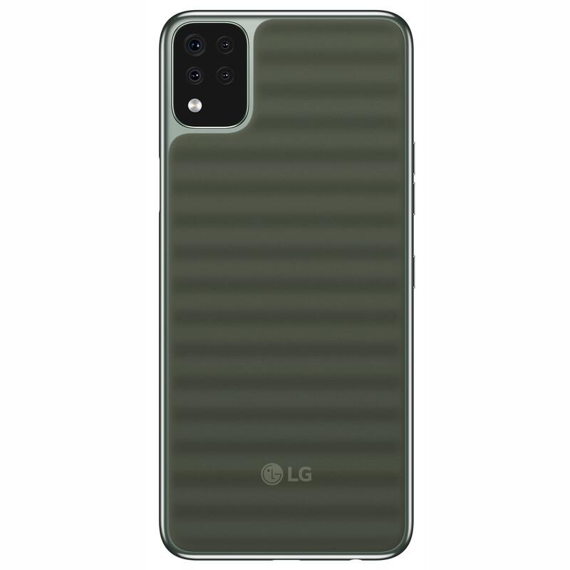 LG K42 grün