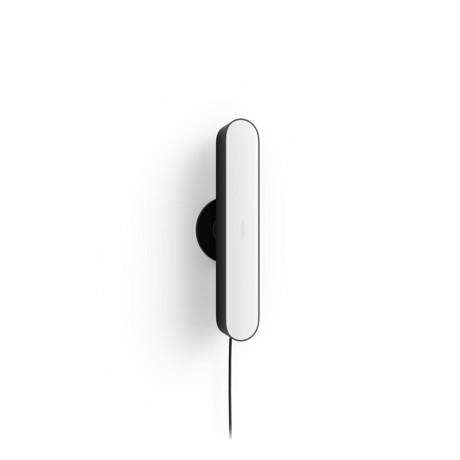 Philips Hue Play LED Tischleuchte WACA schwarz + Netzteil