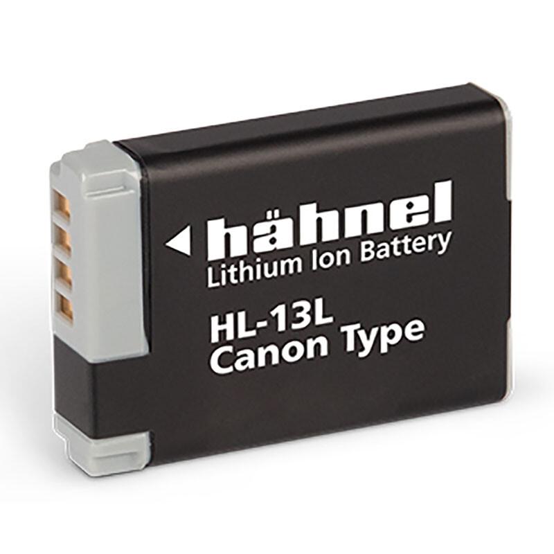 Hähnel Canon NB-13L Akku