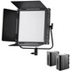 walimex pro Soft LED 520 Brightlight Bi Color Set1