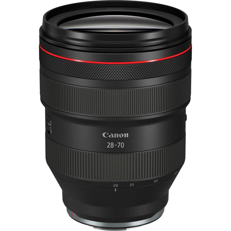 Canon RF 28-70/2,0L USM + UV Filter