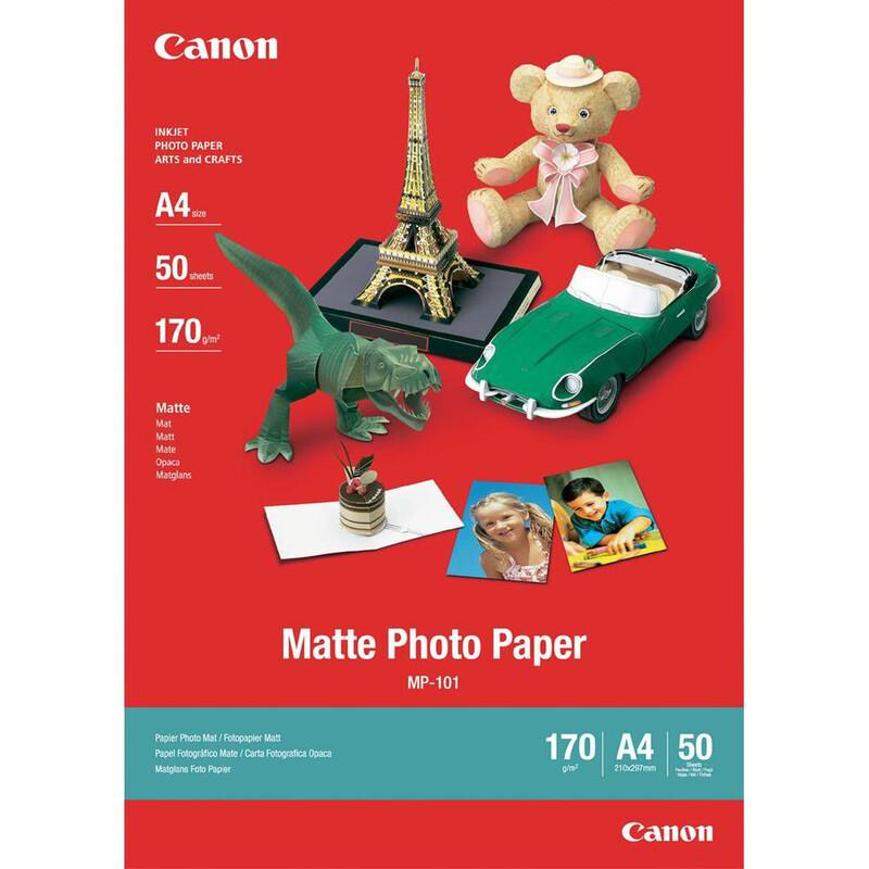 Canon MP-101 A4 50Bl 170g matt