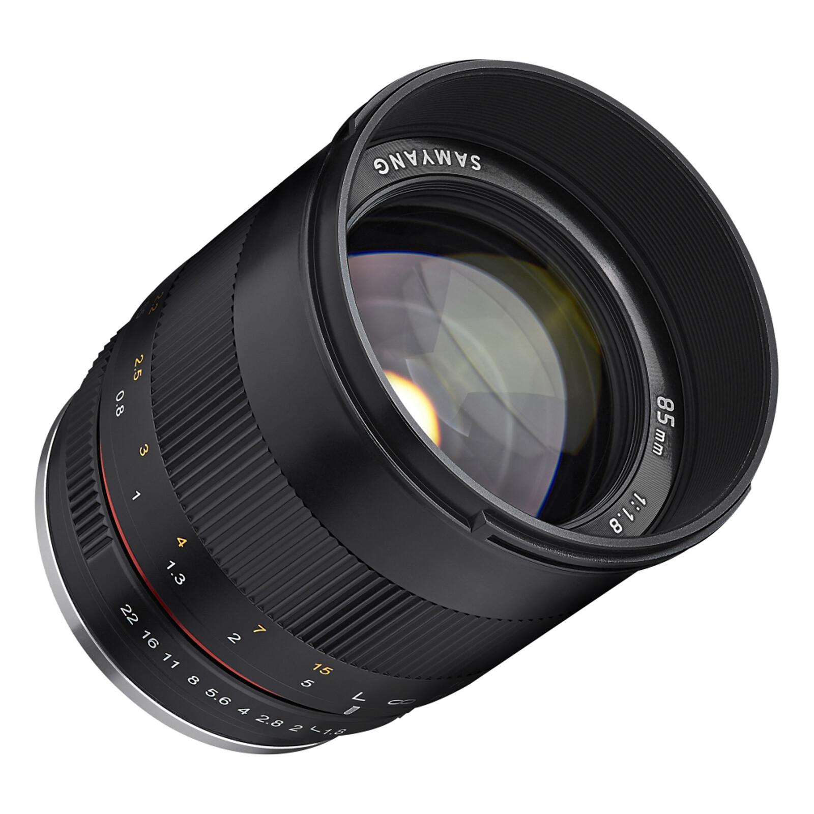 Samyang MF 85/1.8 ED UMC CS Sony E