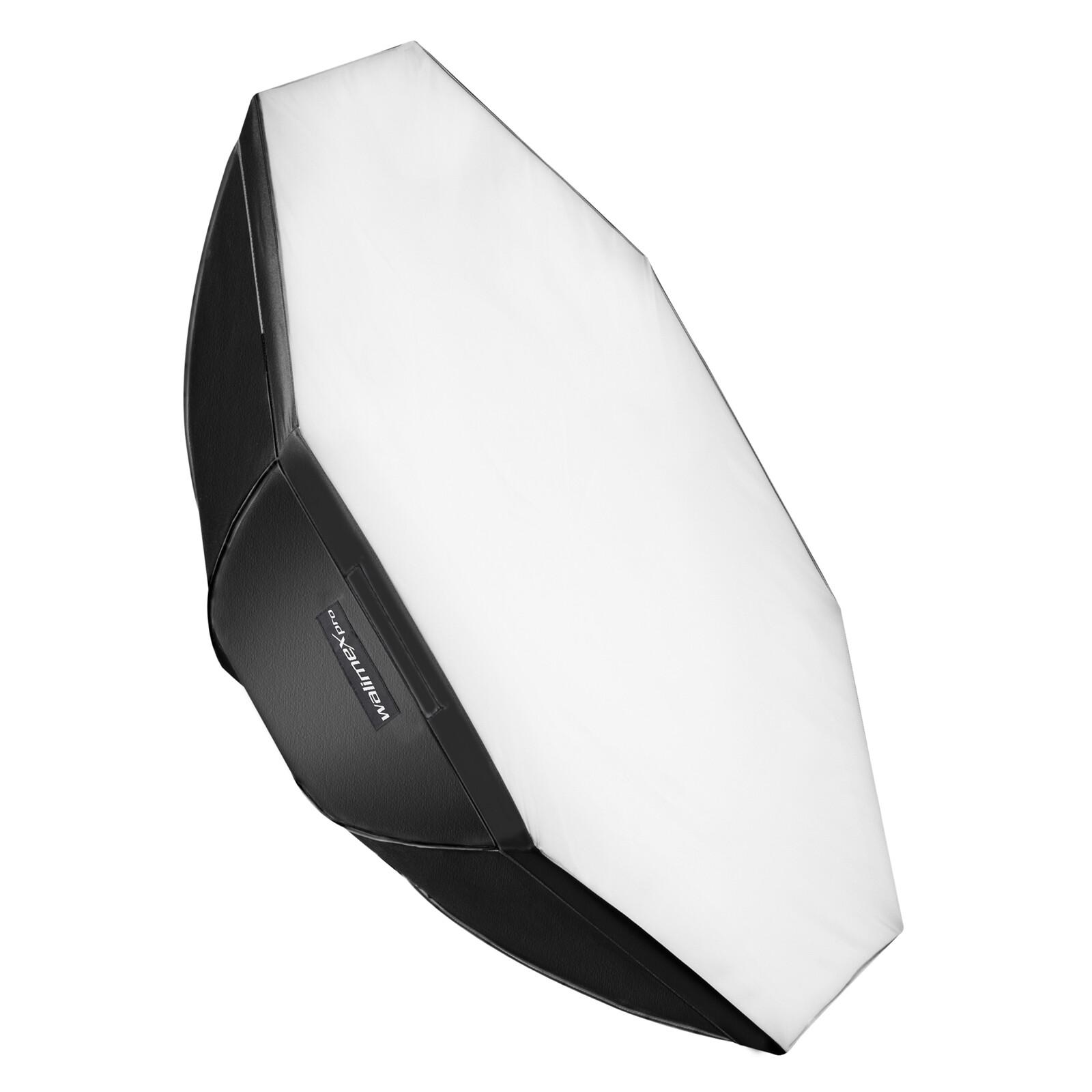 walimex pro Octagon Softbox Ø90cm + Univ. Adapter