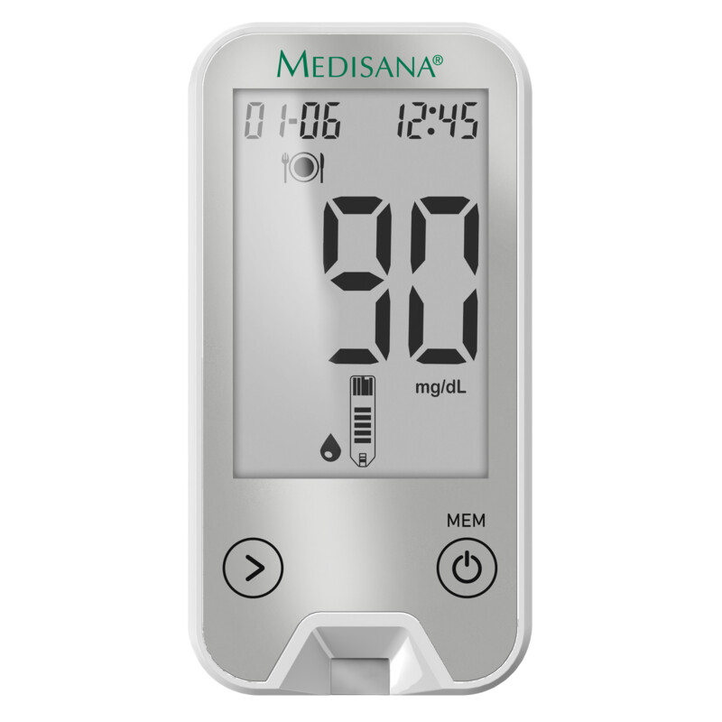 Medisana  Medi Touch 2 Connect Dual Blutzuckermessgerät