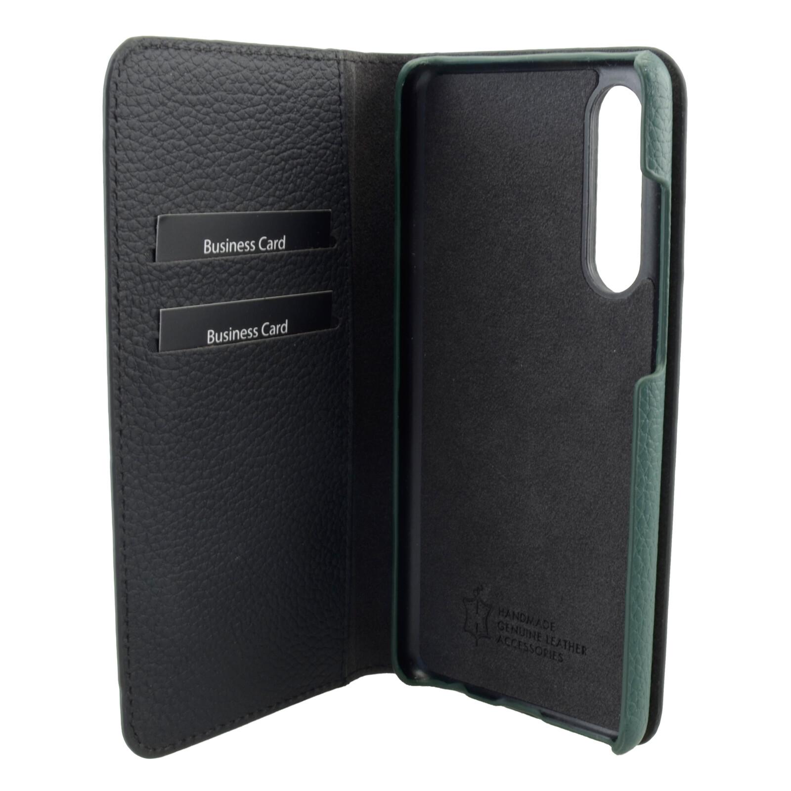 Galeli Book Nino Huawei P30 schwarz/grün