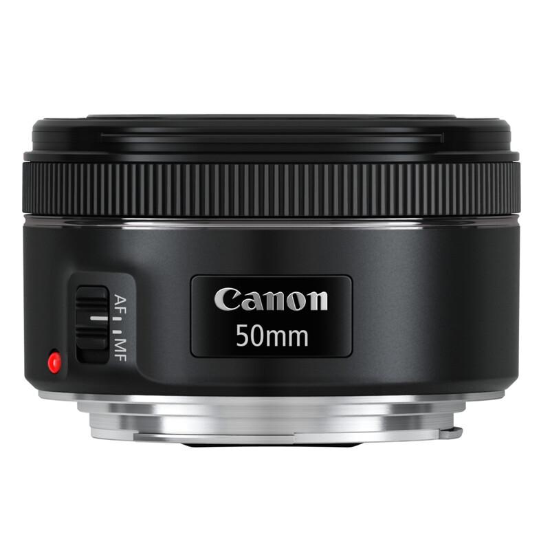Canon EF 50/1.8 STM + UV Filter