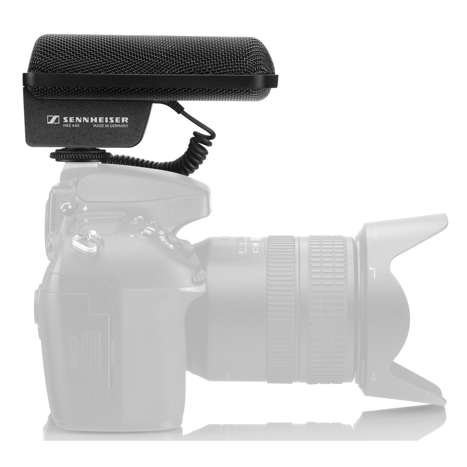 Sennheiser MKE 440 Shotgun Mikrofon