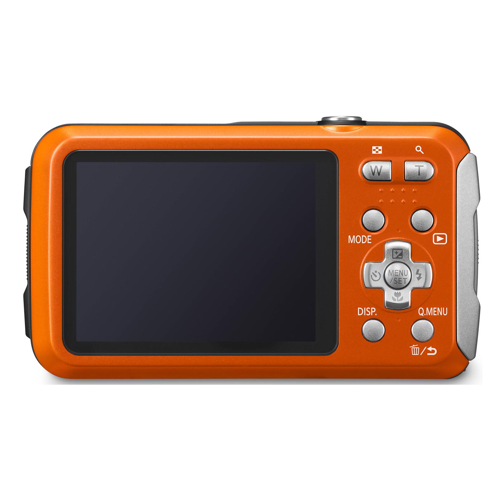Panasonic DMC-FT30EG-D orange
