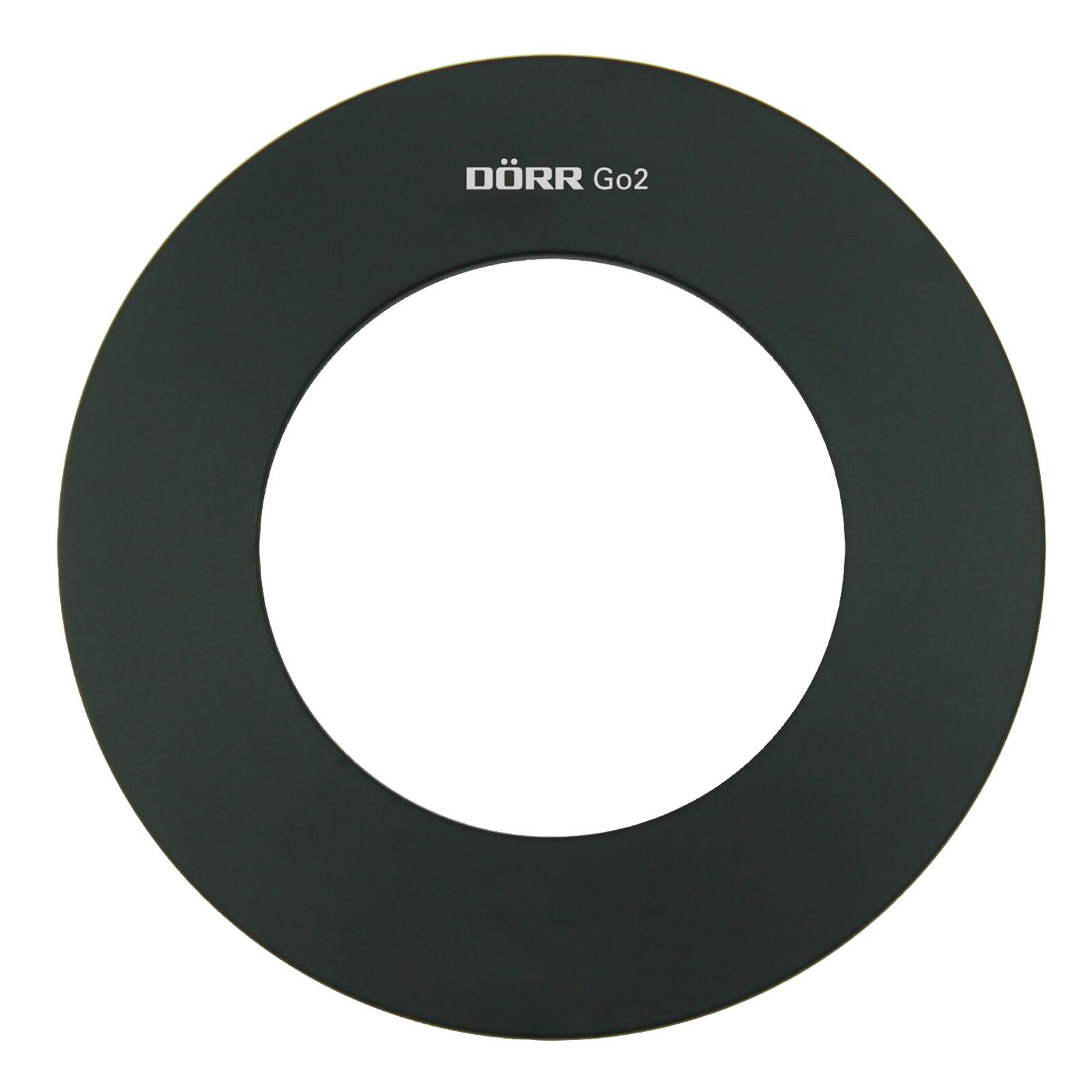 Dörr Go2 Metall Anschlussring 58mm