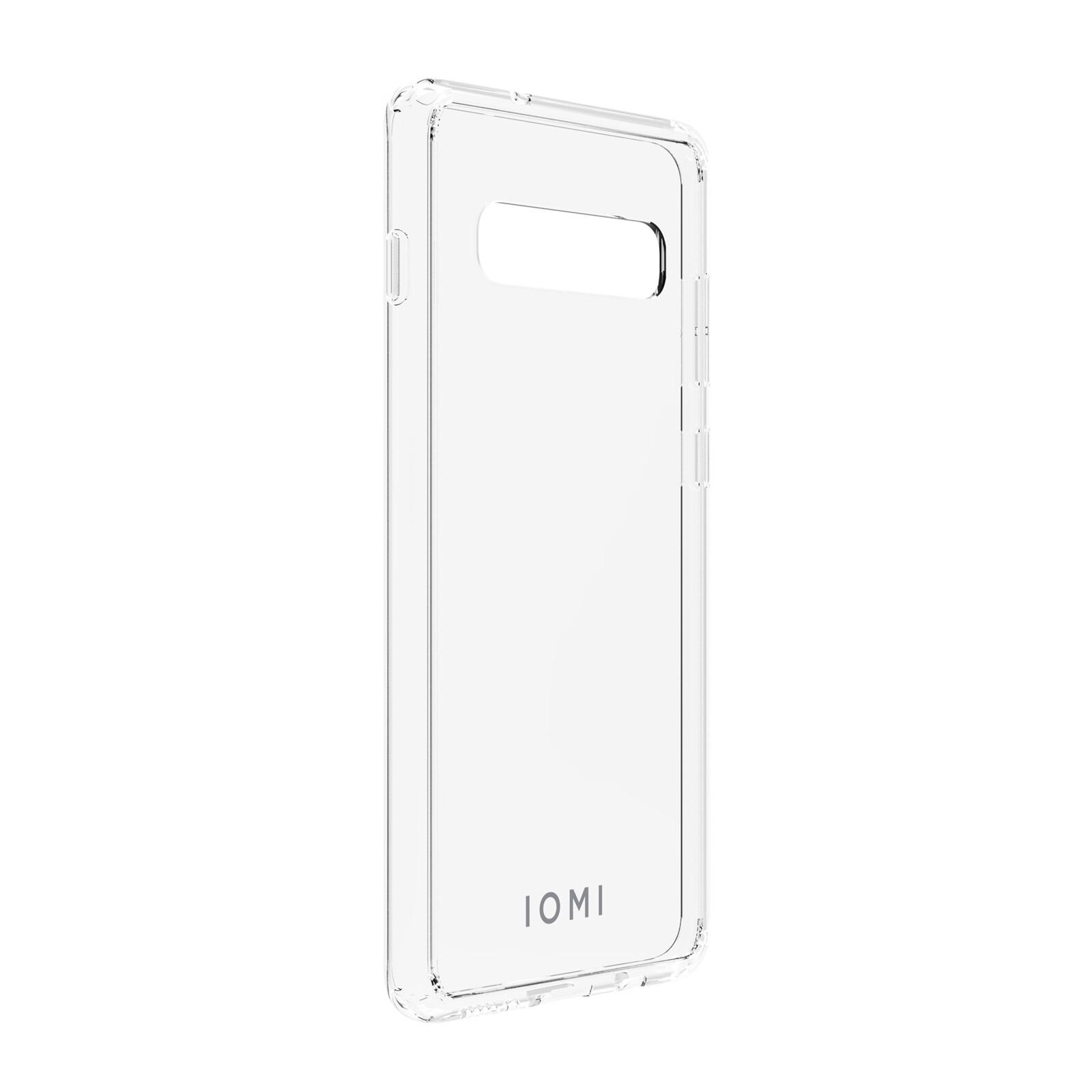 IOMI Backcover Shockproof Samsung Galaxy S10