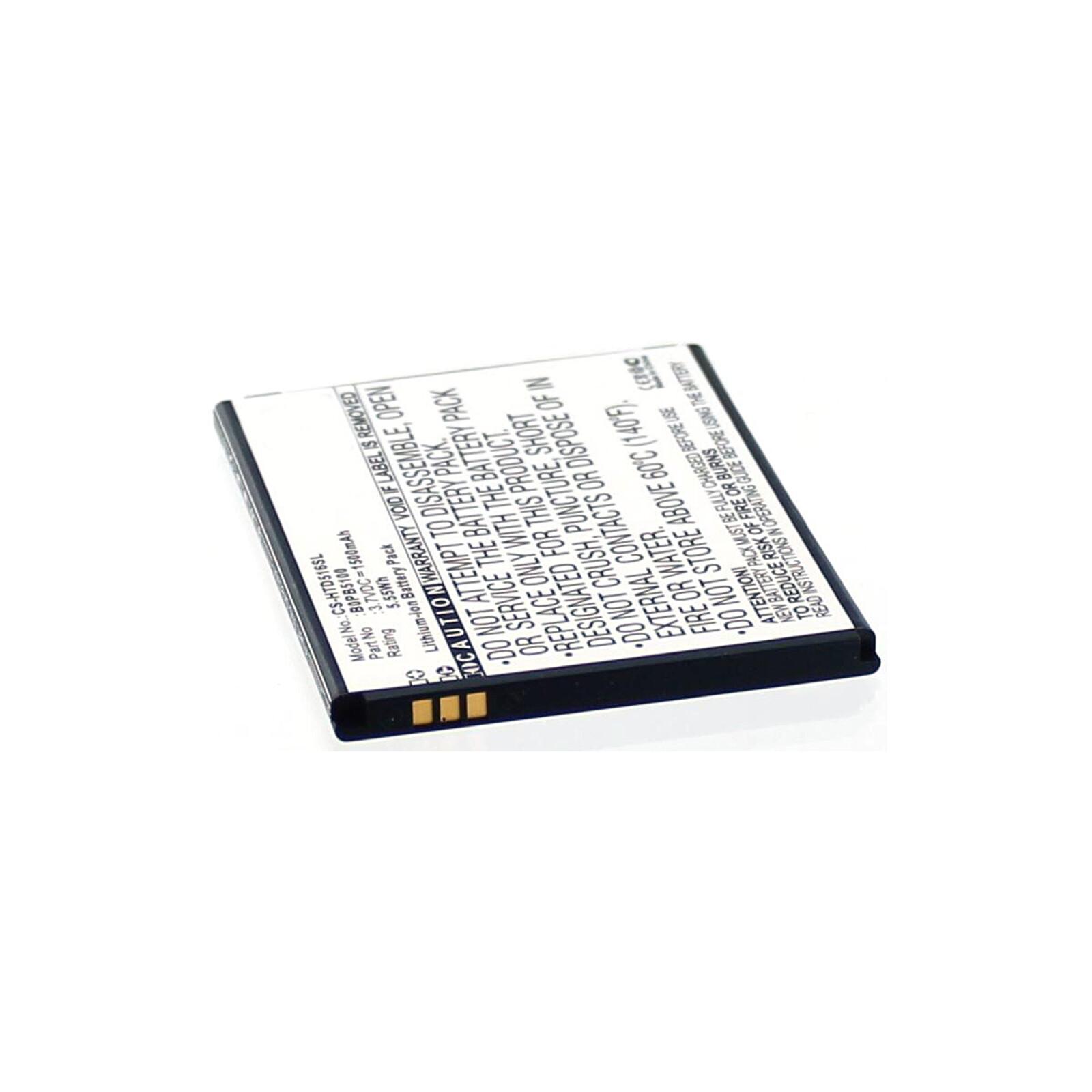 AGI Akku HTC Desire 516 1.500mAh