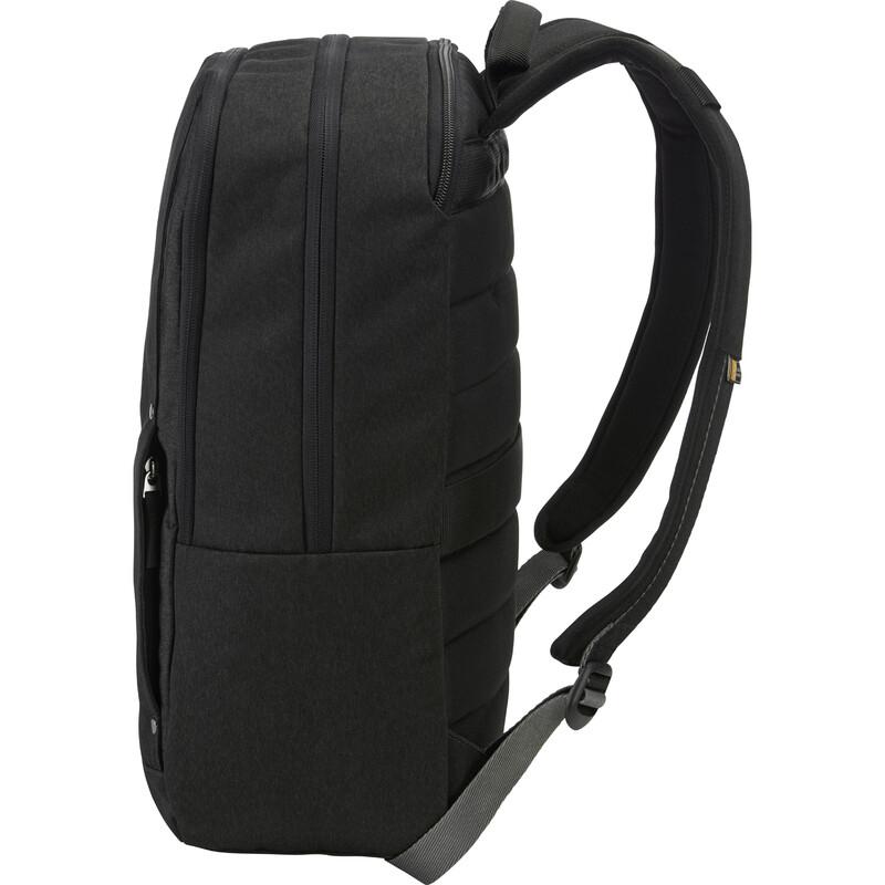 "CaseLogic Huxton 15,6"" Backpack black"