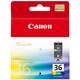 Canon CLI-36 Tinte color 12ml