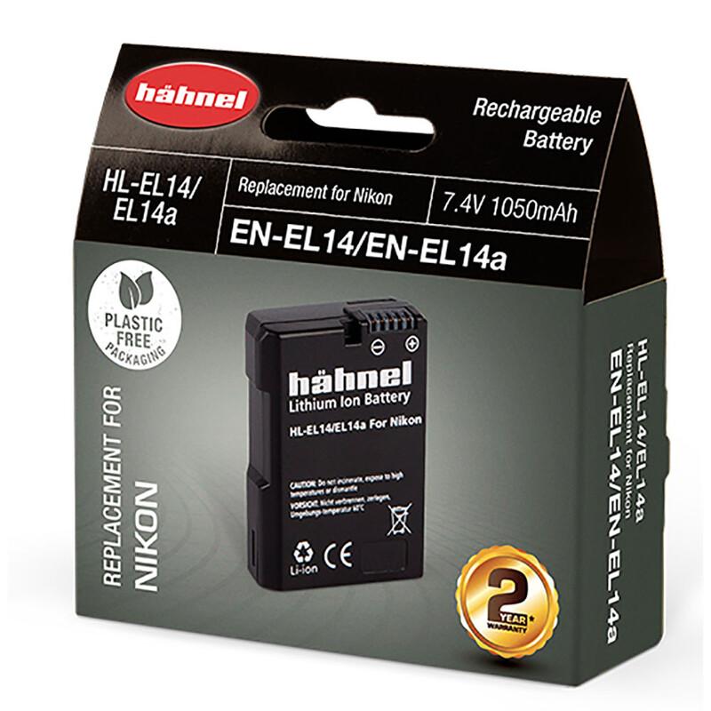 Hähnel Nikon EN-EL14 Akku