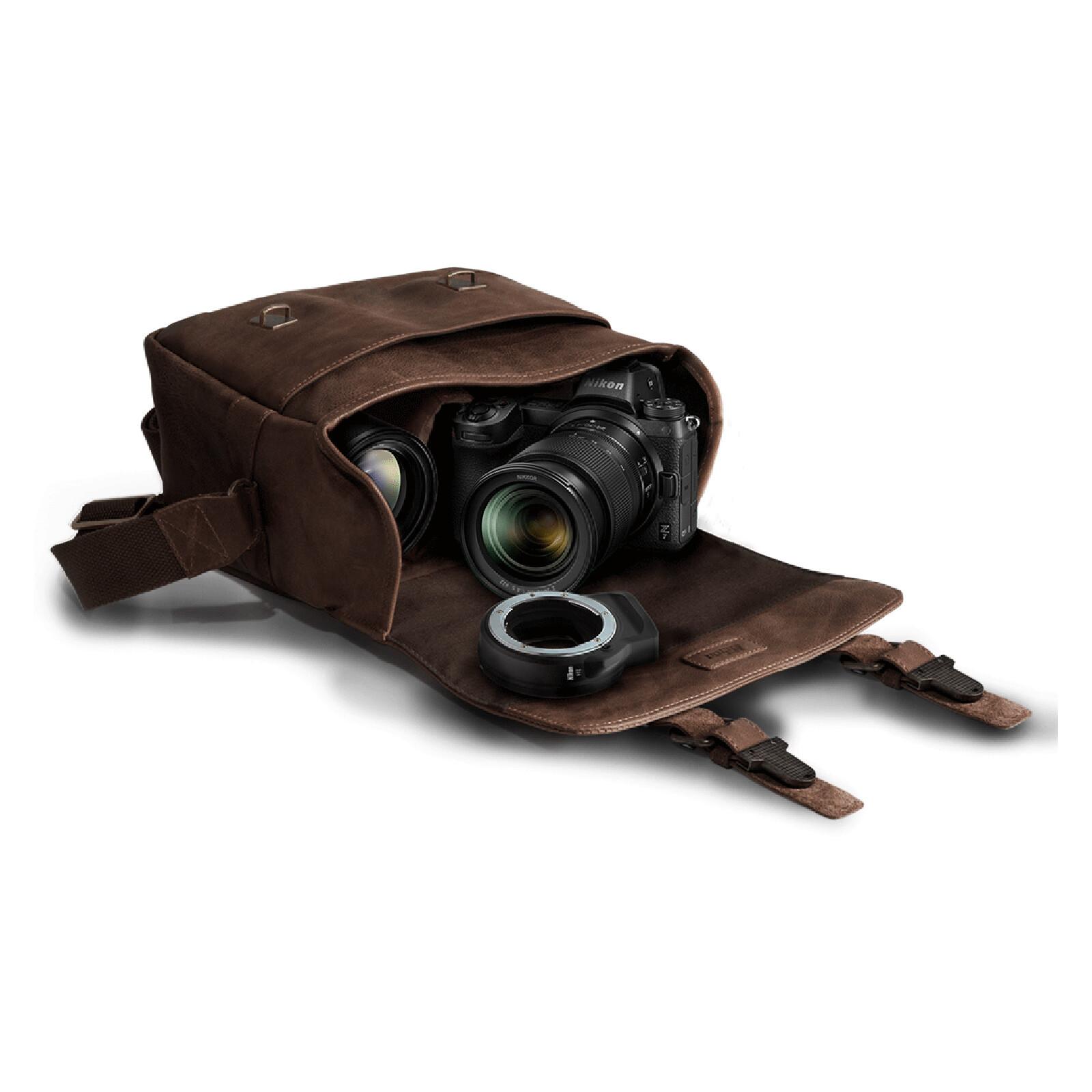 Nikon CS-P14 Ledertasche