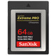 SanDisk CF 64GB Extreme Pro Express 1500/800MB/s