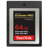 San CF 64GB Extreme Pro Express 1500/800MB/s Doppelpack