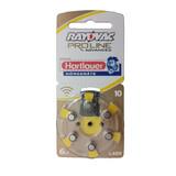 Rayovac 10 Ultra Proline Mercury Free 6er Hörgerätebatterien