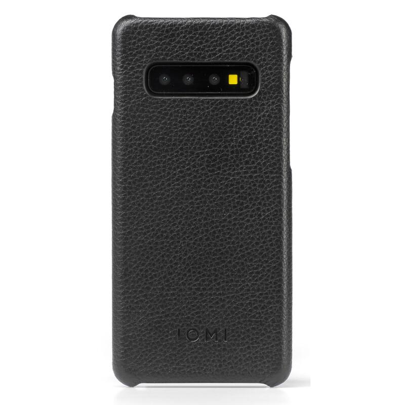 IOMI Backcover Samsung Galaxy S10 schwarz