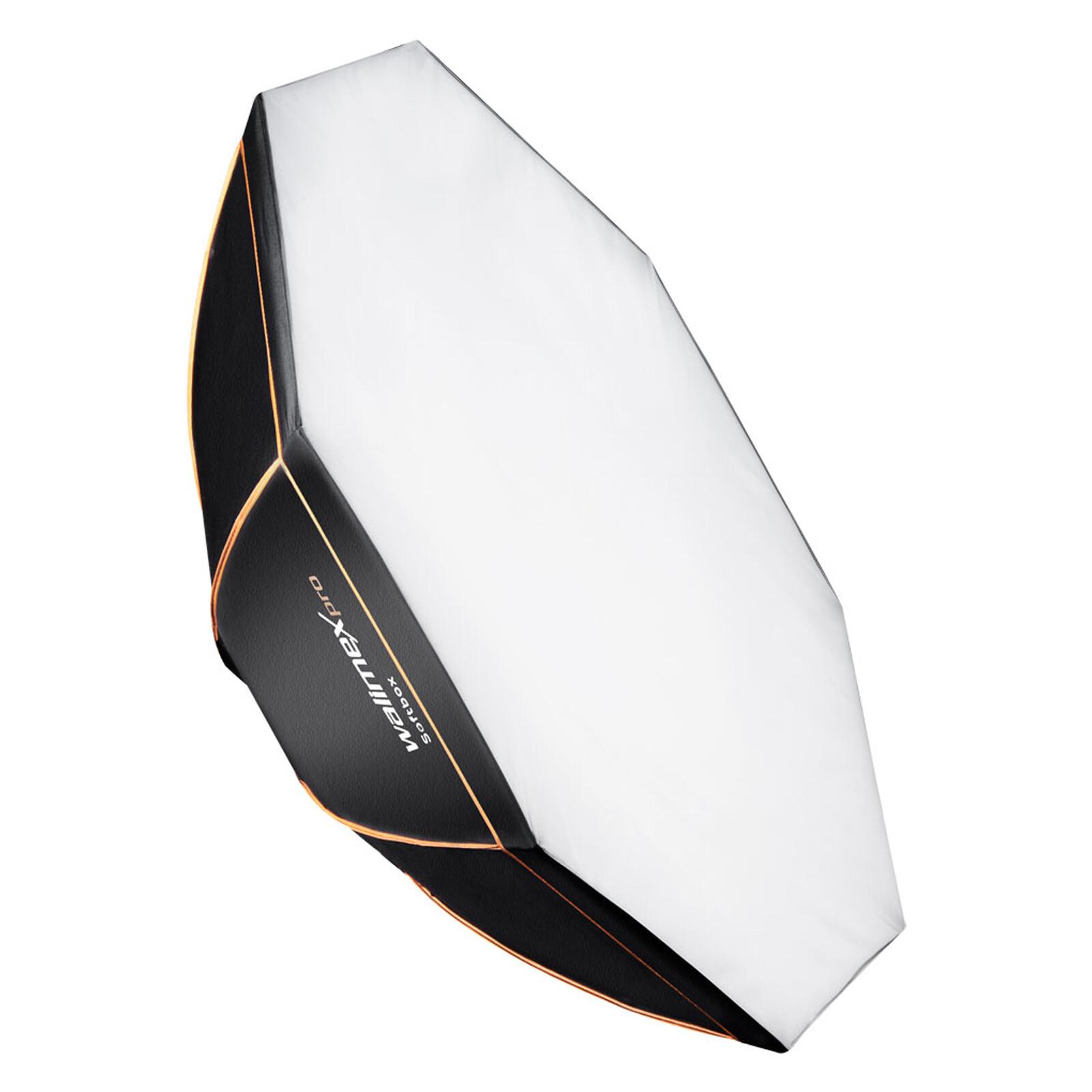 walimex pro Octagon Softbox OL Ø120 C&CR Serie