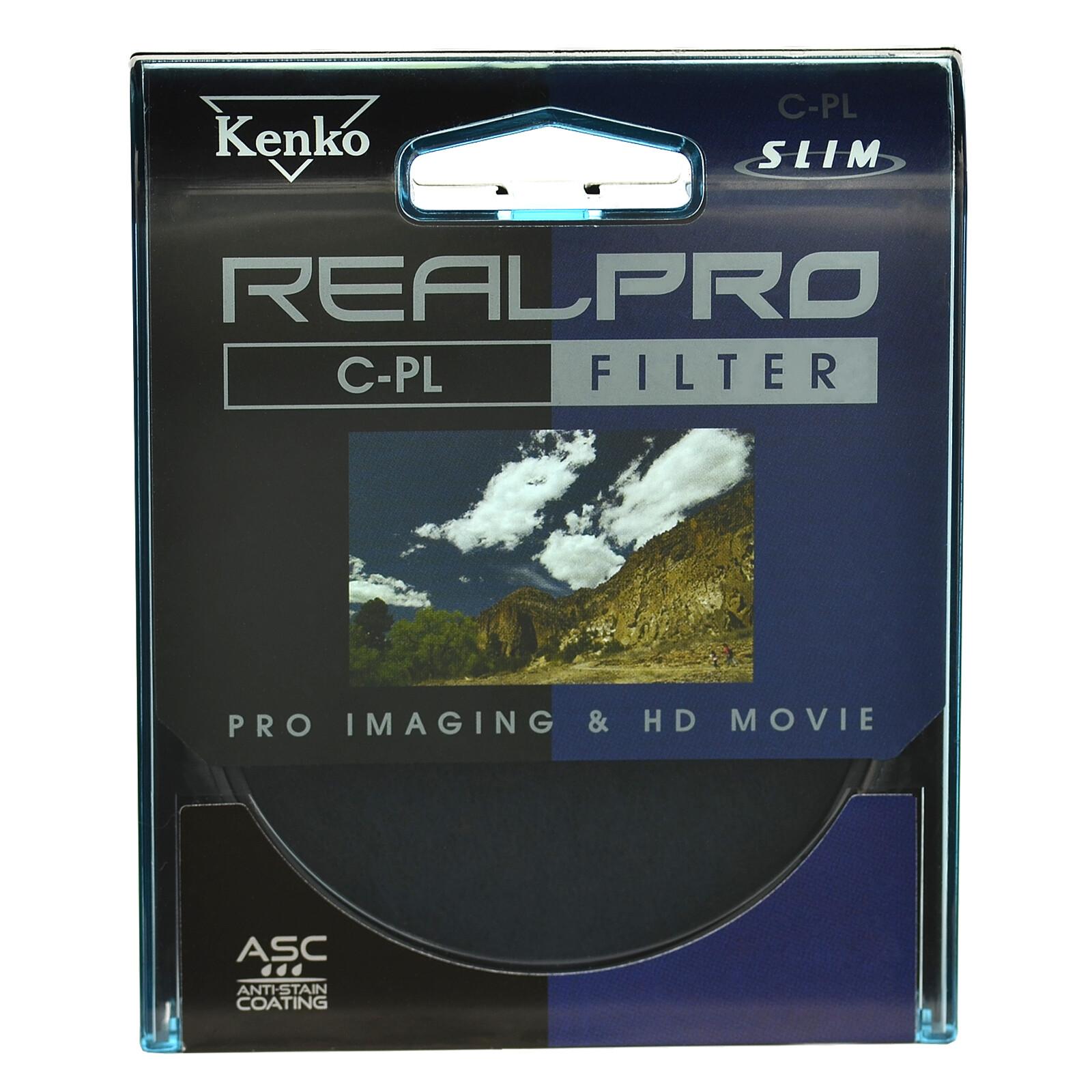 Kenko Real Pro POL-C 40,5mm Slim