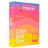 Polaroid 600 Film Color Summer Haze + Aufbewahrungsbox