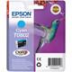 Epson T0802 Tinte Photo Cyan 7,4ml