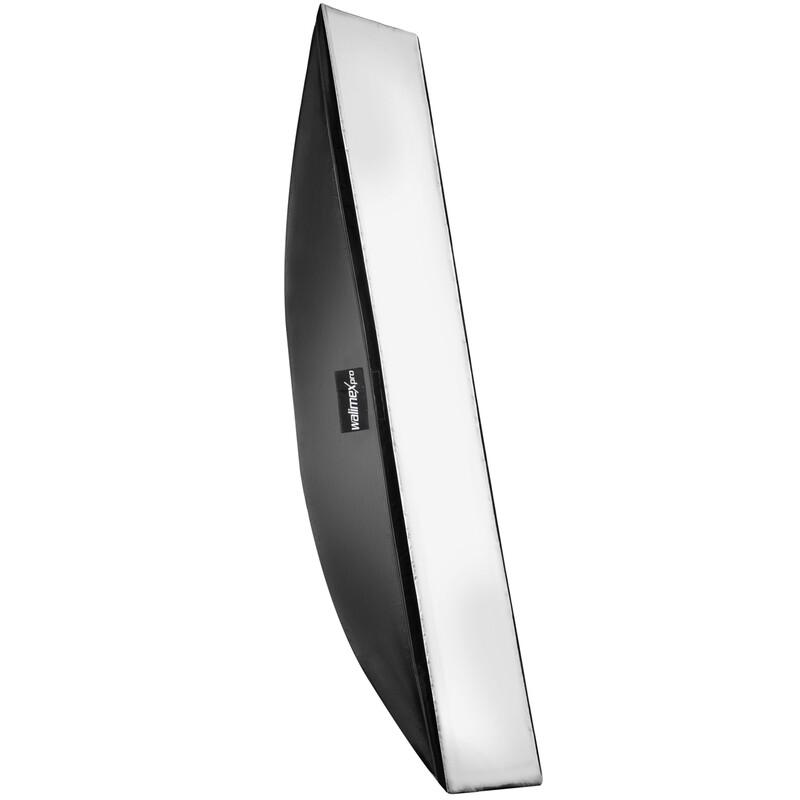 walimex pro Striplight 25x150cm für Multiblitz V