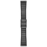Garmin QuickFit Titan Armband 26mm Schiefergrau