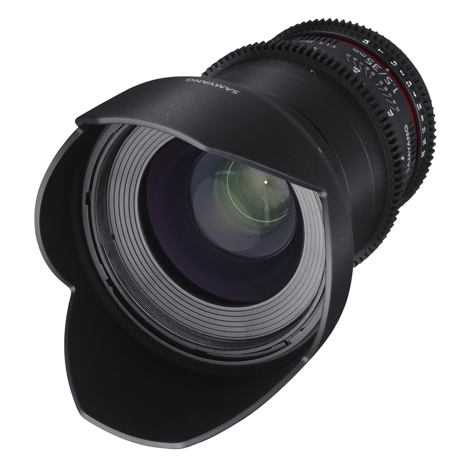 Samyang Video DSLR Shooter Set Canon EF