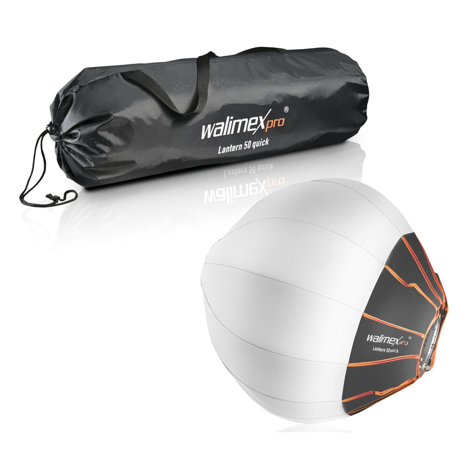 Walimex pro 360° Ambient Light Softbox 50cm Hensel EH/Richte